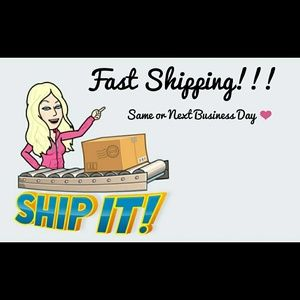 Fast Shipping!!!